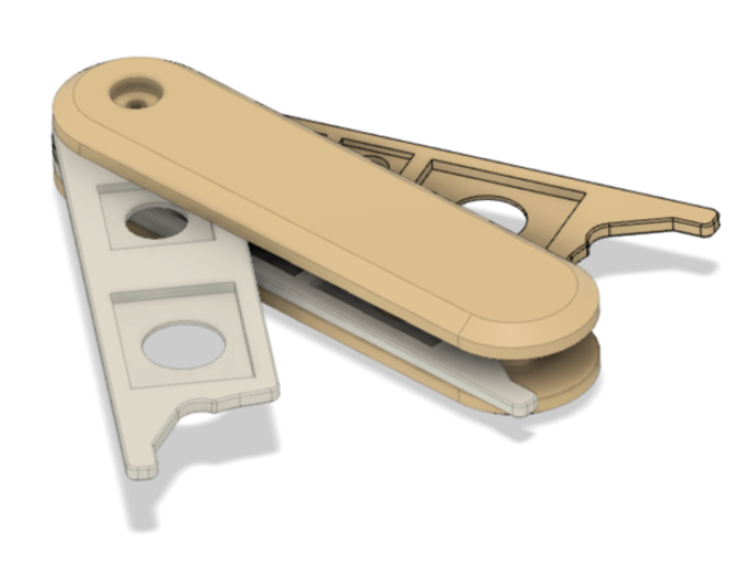 Swiss Army Style SD/Mini SD/Micro SD Holder