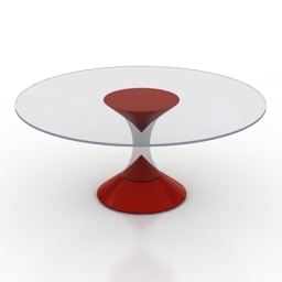 Table Compar Lucas 3d model