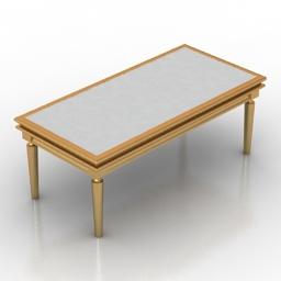 Table low 3d model