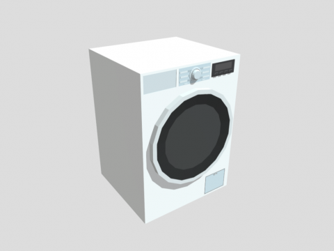 Washer Asset - Home Appliances