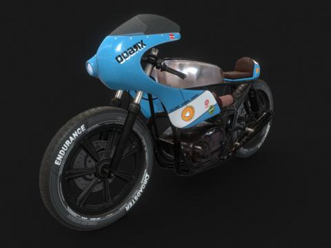 Yamaha XR600