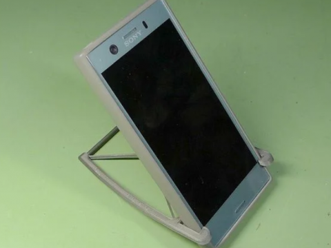 Cell phone stand, smartphone holder