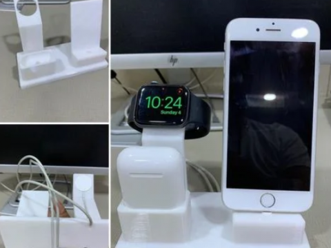 Apple Charging dock-station