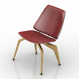 Chair Spider 3d model
