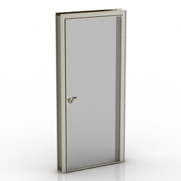 Door Rimadesio Ghost 3d model