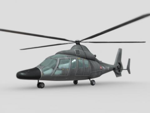 Eurocopter Dauphin Marine