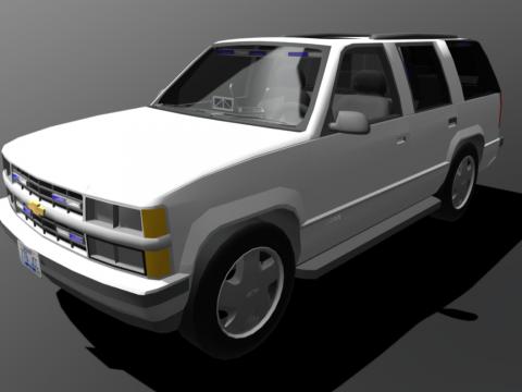 FADE/SWAT SUV