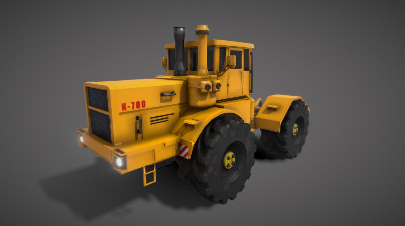Kirovets К-700