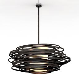 Luster New Light Design 3d model