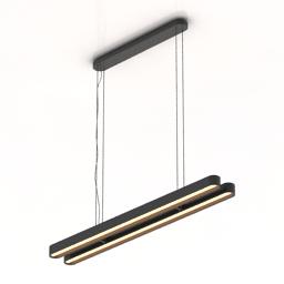 Luster artemide talo 3d model