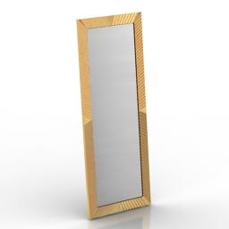 Mirror floor 3d model