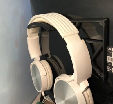 Monitor Headphone Mount