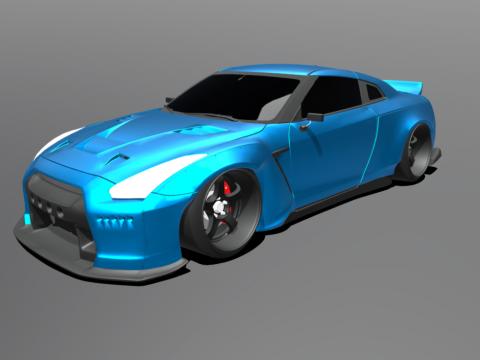 Sports GT-R 2018