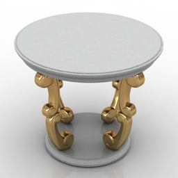 Table Cavio Verona 3d model