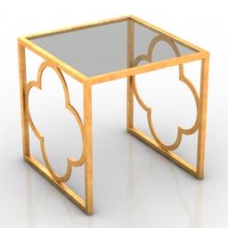 Table Julian Chichester 3d model