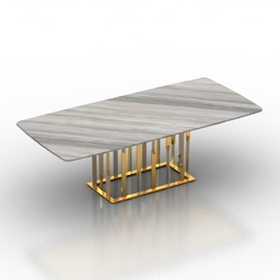 Table KLAB Ruben 3d model