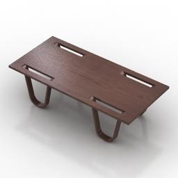 Table Ricco 3d model