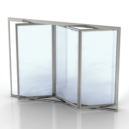 Window transform 3d model