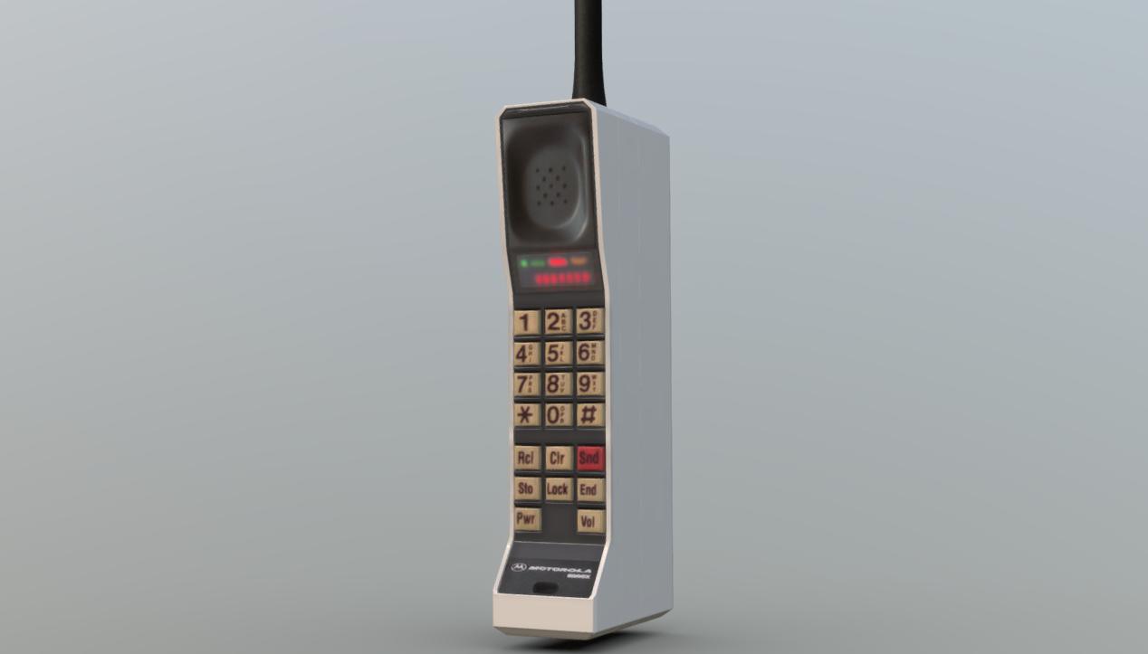 Brick Phone Classic