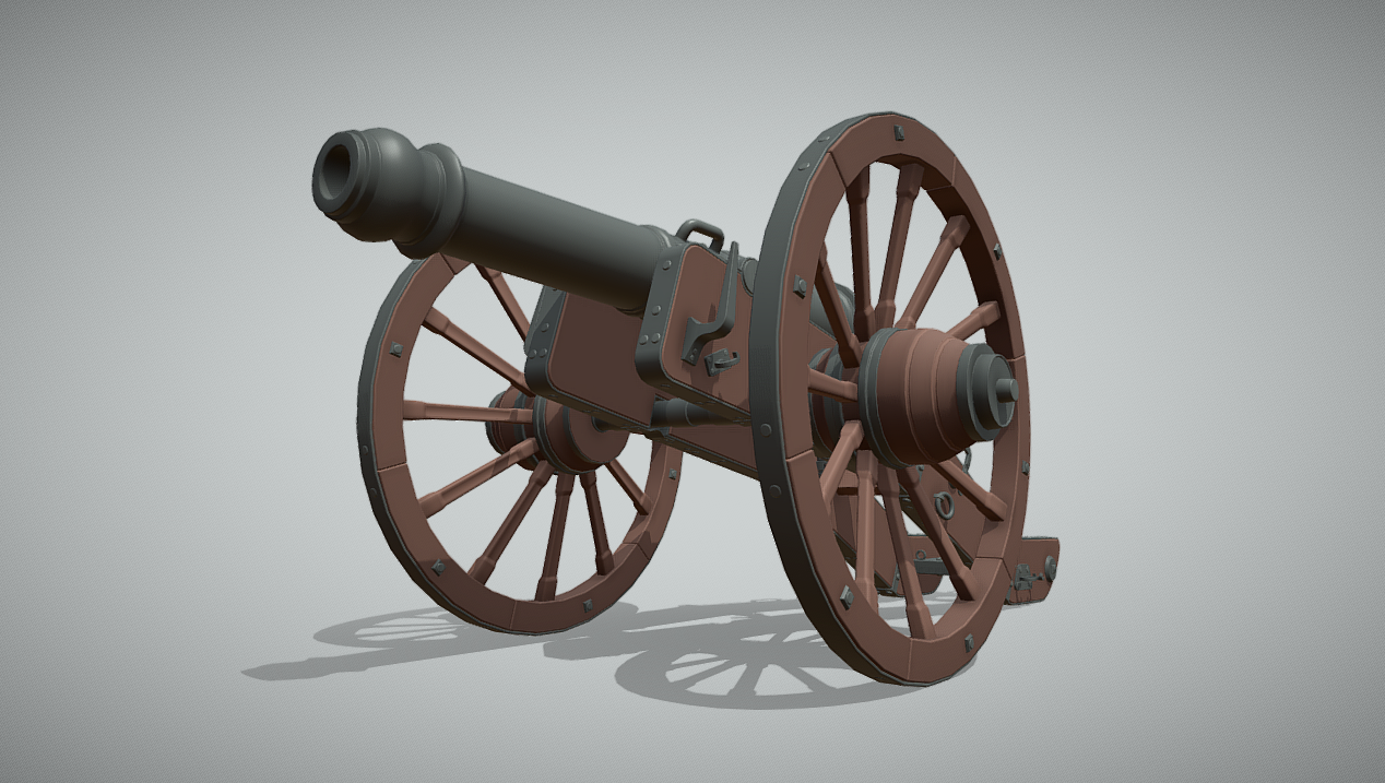 Cannon Detailed