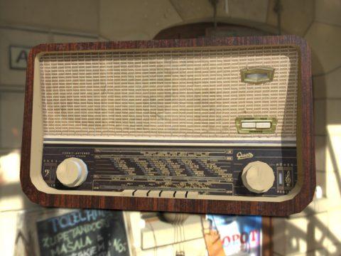 Graetz Polka 613 radio