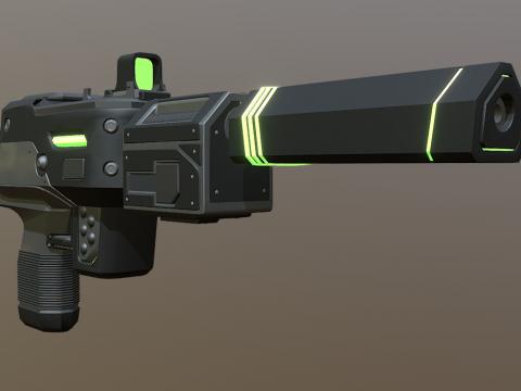Max's Gun