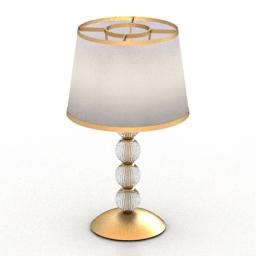 Lamp ARTE LAMP Turandot A4021LT-1GO 3d model