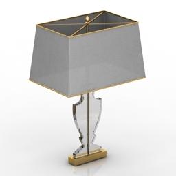 Lamp Faraday Andrew Martin 3d model