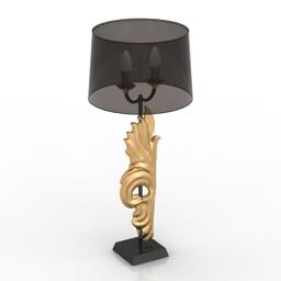 Lamp Heathfield&Co Avelin Nicke 3d model