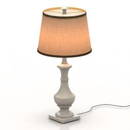 Lamp Marion 3d model