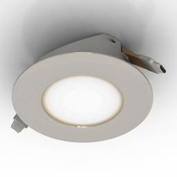 Lamp maxus LED SDL MINI 3d model
