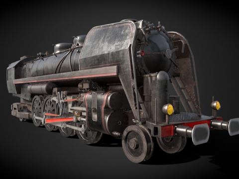 Locomotive 141R
