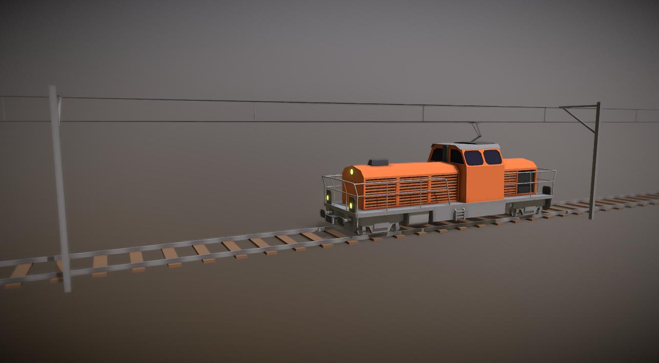 Locomotive D75BB
