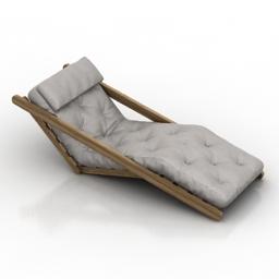 Lounge FIGO 3d model