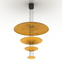 Luster Catellani Smith Macchina della Luca A 3d model