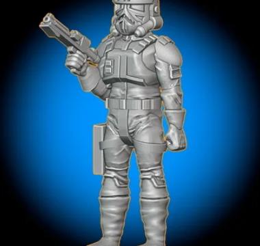 Mechanized Trooper