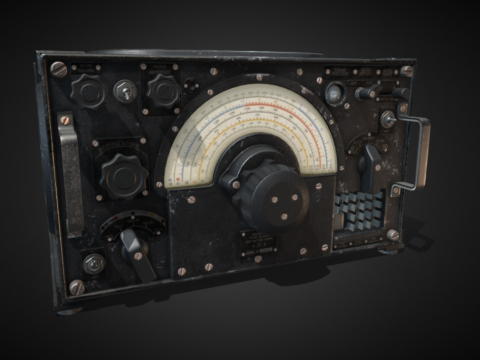 Military Radio WWII