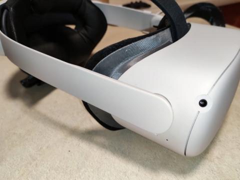 Oculus Quest 2 Facial interface