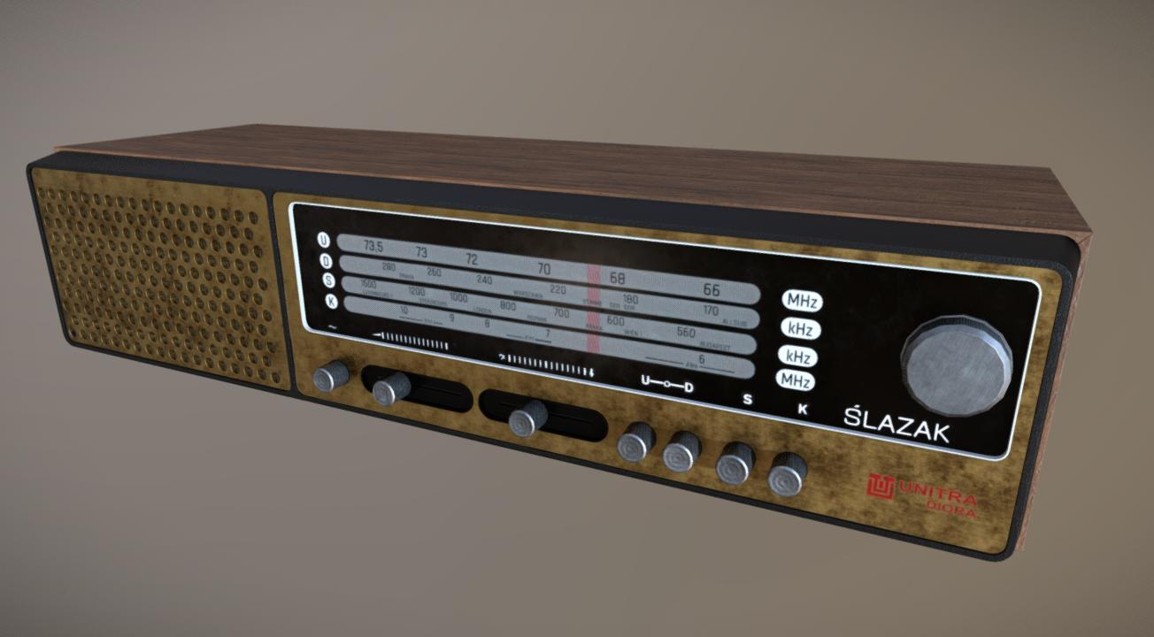 Old Radio - Slazak