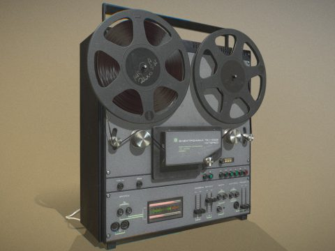 """Stereophonic tape recorder """"Electronics TA1-003"""""""