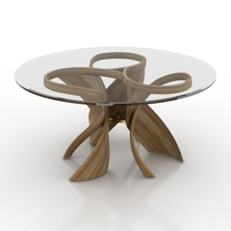 Table 2 actual design virtuos K 3d model