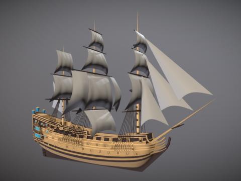 WIP Ship