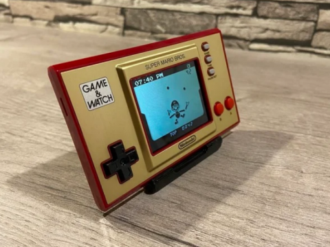 Game & Watch Stand