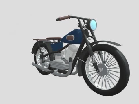 Motorbike XYZ