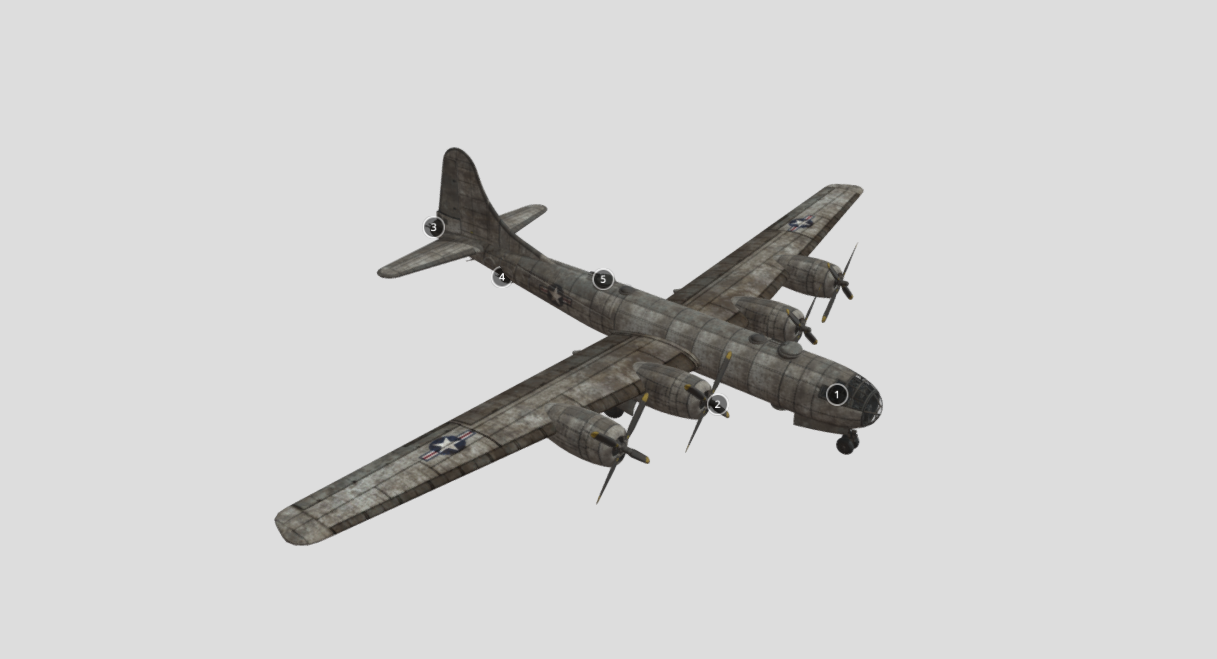 Fallout New Vegas: B-29 Bomber