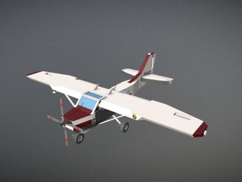 Cessna 172 Skyhawk - Stormworks