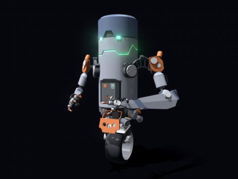 Cylinder-Bot