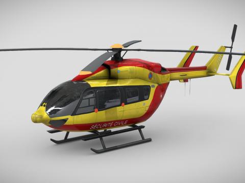 Eurocopter Ecureil EC145
