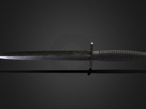 Fairbairn-Sykes fighting knife