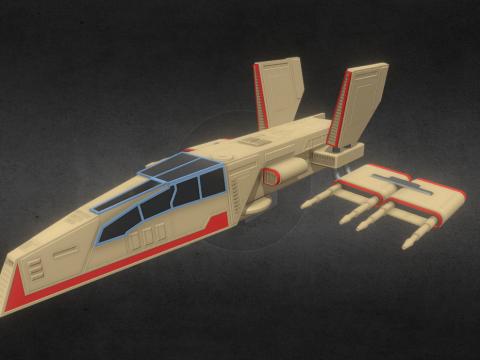 "HWK-290 ""Moldy Crow"" V2"